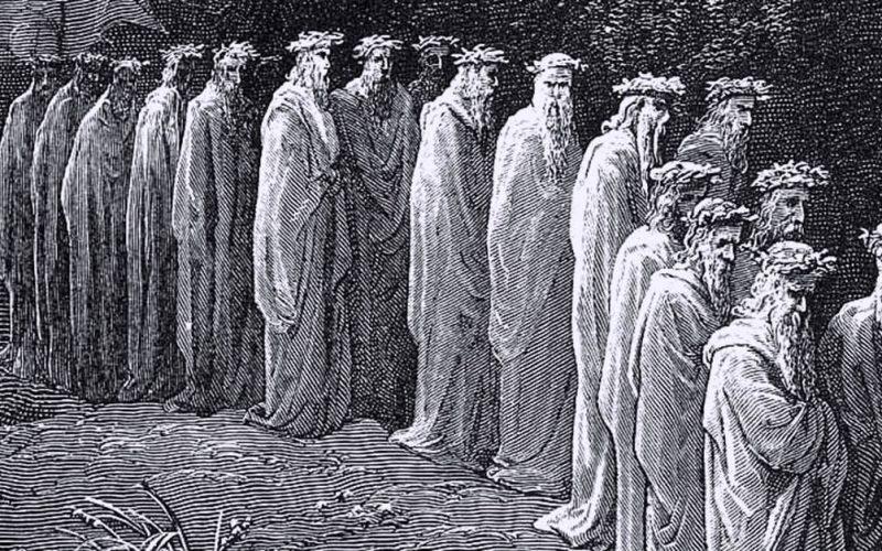 Dante • Purgatorio: Letture dai canti I-III