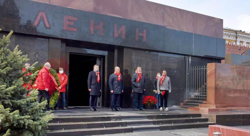 Lenin anniversario