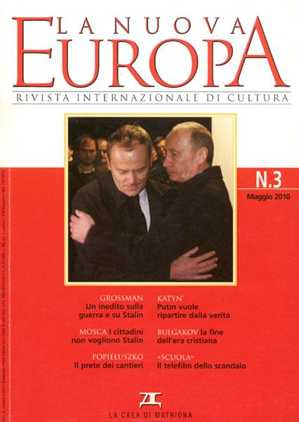 La Nuova Europa 3/2010 (351)