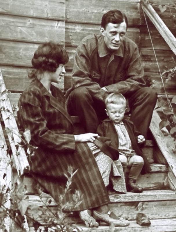 «Storie di amicizia e di speranza» • Sergej e Vera Fudel'