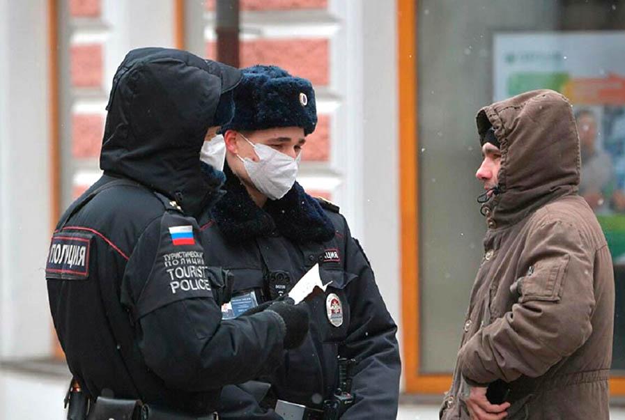 La Russia in quarantena, paure e discussioni