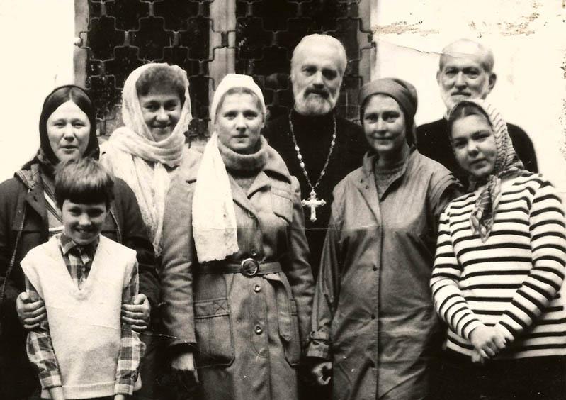 Nikolaj Vedernikov era un apostolo