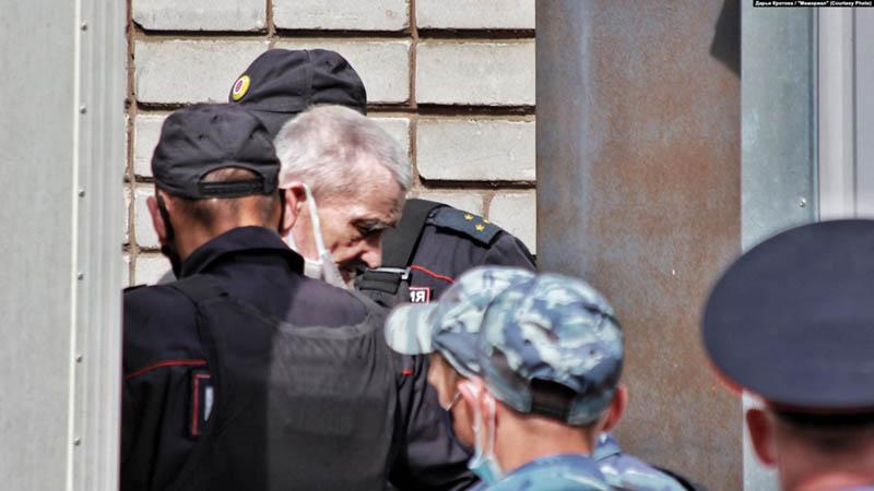 caso Dmitriev