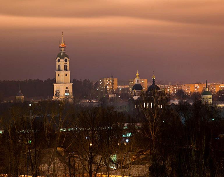 Una parrocchia ortodossa nella cittadella atomica