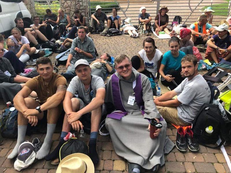 Francescano vescovo cattolico Russia