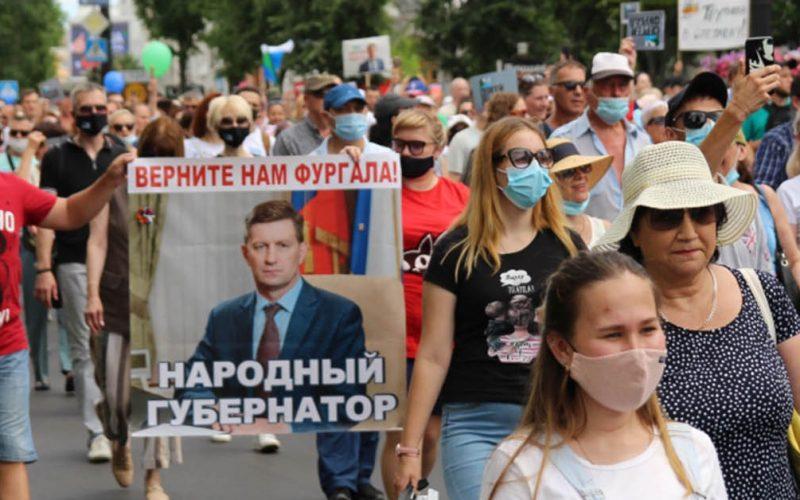 Le proteste di Chabarovsk e il diritto di scegliere