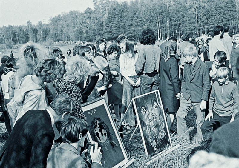 bulldozer mostra Rabin