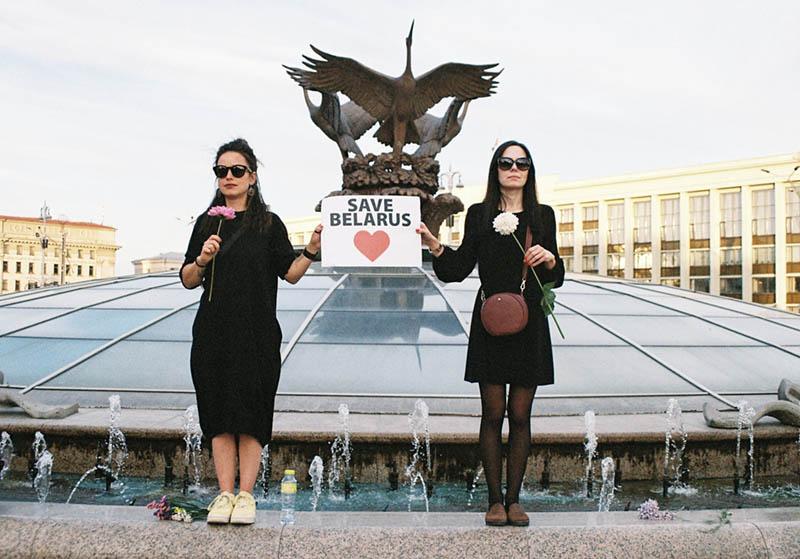 Manifestazioni carnevale Minsk