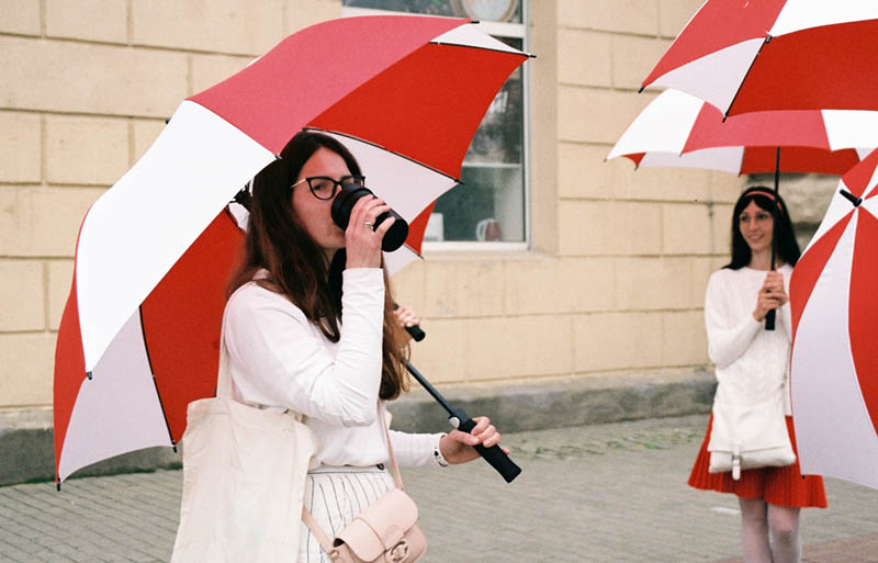 donne manifestazioni Bielorussia
