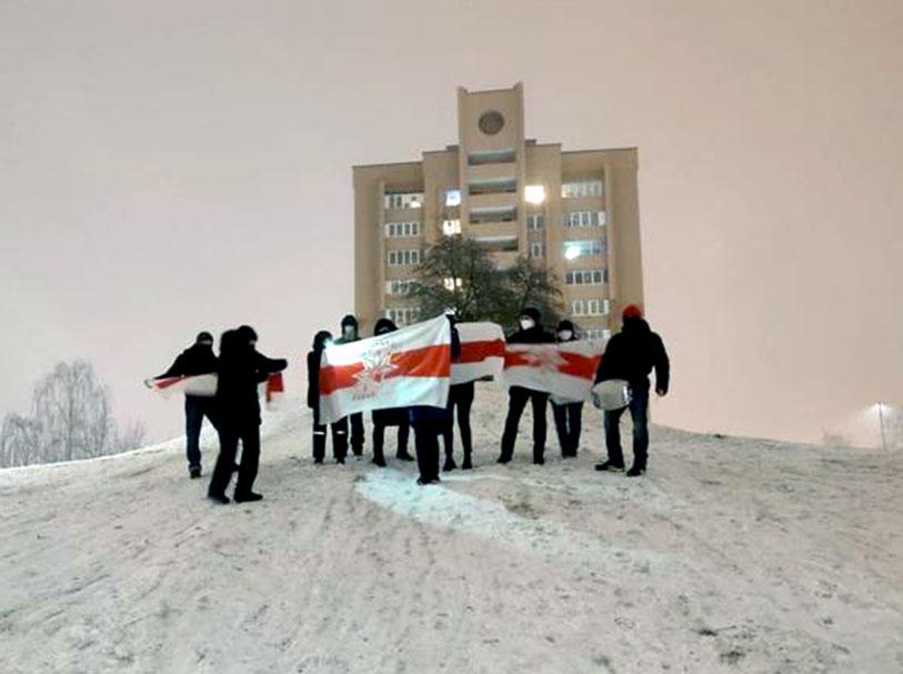Bielorussia, a che punto è la notte?