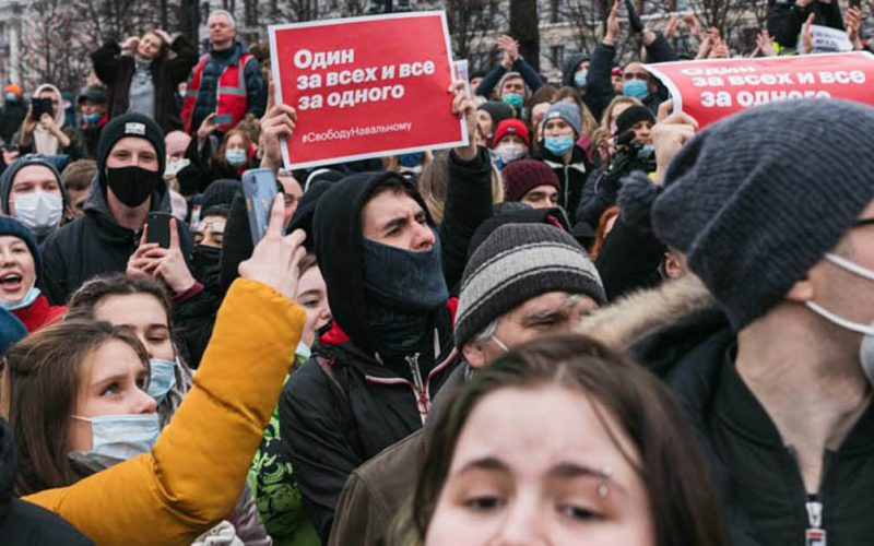 La Russia in piazza, prospettive o vicoli ciechi