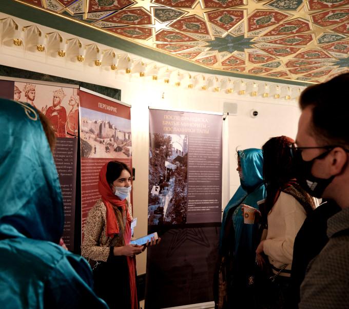 Giovani cristiani e musulmani si sono incontrati a Mosca