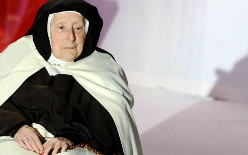 Suor Nina, dal lager di Terezín al Carmelo di Cracovia