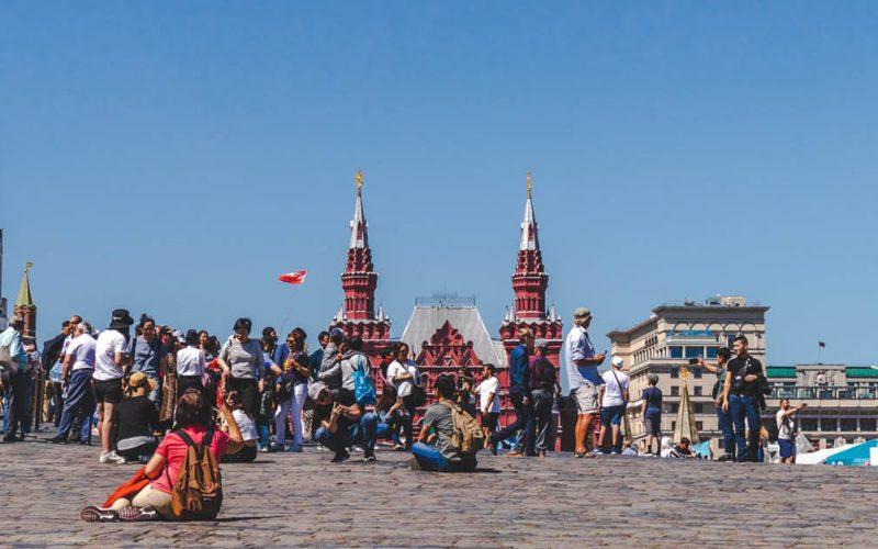Guide nazionali per il turismo in Russia