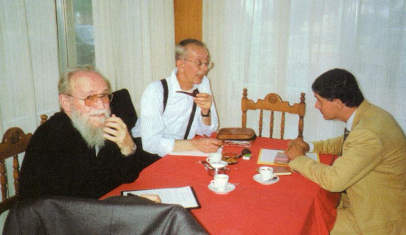 Francesco Ricci e la passione per l'Est Europa