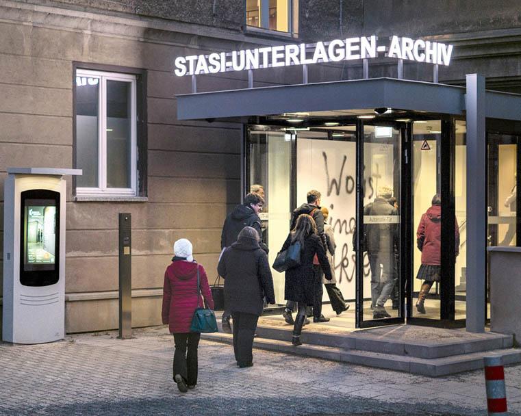 Archivi Stasi: il coraggio di guardare il passato