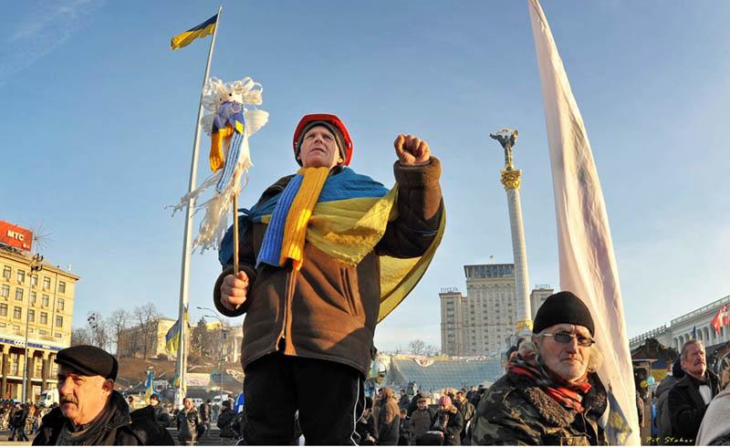 Almeno l'Ucraina ci prova